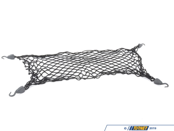 T#110480 - 51472263168 - Genuine BMW Trunk Room Net - 51472263168 - E34 - Genuine BMW -