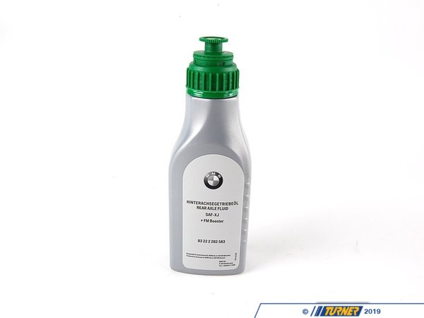 T#2926 - 83222282583 - Genuine BMW Differential Gear Oil SAF-XJ+FM- 500ml bottle - E46 M3, E9X M3, F8X M3/M4 - Genuine BMW - BMW