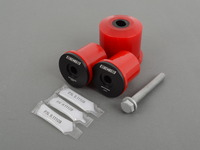E46 non-M Performance Polyurethane Differential Bushing Set