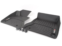 Front FloorLiner DigitalFit - black - F10 RWD