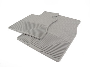 Front All-Weather Floor Mats - Grey - E60 E61