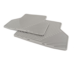 Rear All-Weather Floor Mats - grey - E60 E61