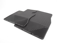 Front All-weather Rubber Mats - Black - E60 E61