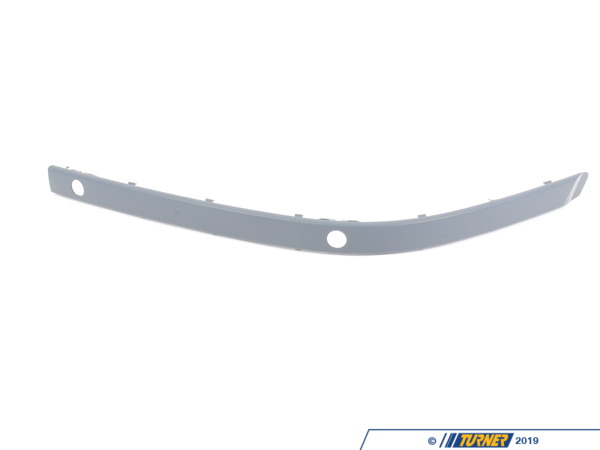 T#75950 - 51117005965 - Genuine BMW Bumper Guard, Primed, Front Left Pdc - 51117005965 - E39 - Genuine BMW -