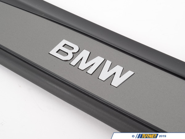 T#111377 - 51477034304 - Genuine BMW Front Right Entrance Cover Schwarz - 51477034304 - Genuine BMW -