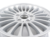 "T#12765 - 36116753816 - 17"" Radial Spoke Style 73 Wheel - Priced Each - E46, - Genuine BMW - BMW"