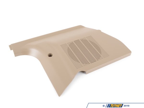 T#105118 - 51438399856 - Genuine BMW Lateral Trim Panel Front Right Beige - 51438399856 - Genuine BMW -