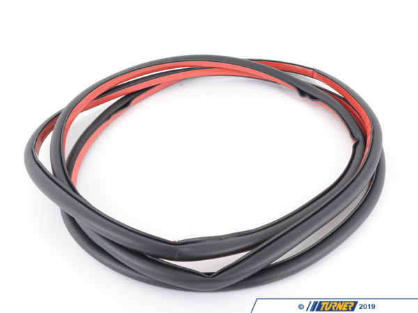 T#119707 - 51767220382 - Genuine BMW Door Weatherstrip Rear - 51767220382 - E70 X5 - Genuine BMW -