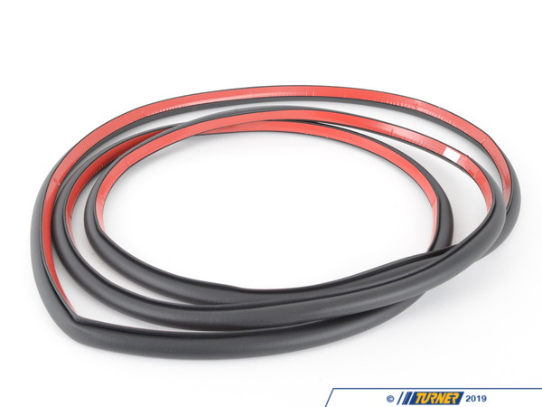 T#90423 - 51227300249 - Genuine BMW Door Weatherstrip Rear - 51227300249 - F25 - Genuine BMW -