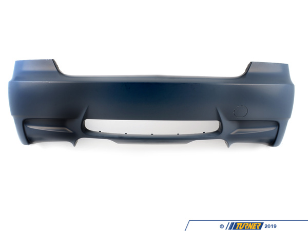T#25281 - 51128046675 - Genuine BMW Bumper Trim Panel, Primered, - 51128046675 - Genuine BMW Bumper Trim Panel, Primered, Rear - MThis item fits the following BMW Chassis:E92,E93 - Genuine BMW -