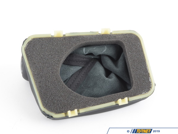 T#52560 - 25111221823 - Genuine BMW Leather Boot Walk-Nappa Schwarz - 25111221823 - Genuine BMW -