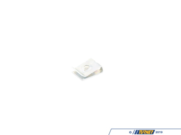 T#107265 - 51457032762 - Genuine BMW Body Nut - 51457032762 - E46,E70,E71,E82,E83,F01 - Genuine BMW -