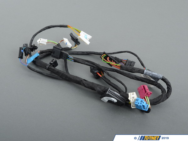 T#139108 - 61129131728 - Genuine BMW Wiring Set Seat, Driver's Side - 61129131728 - E82,E92 - Genuine BMW -