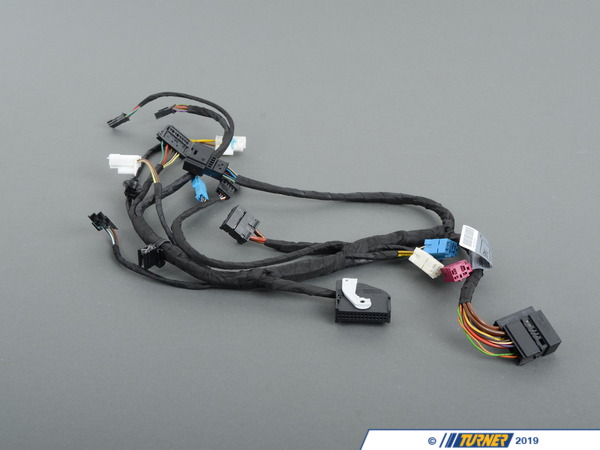 T#139111 - 61129131734 - Genuine BMW Wiring Set Seat, Passenger's Side - 61129131734 - E82,E92 - Genuine BMW -