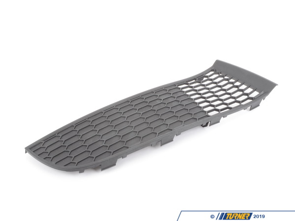 T#76969 - 51117903676 - Genuine BMW Grill, Partially Closed, Low - 51117903676 - Genuine BMW -