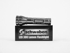 Schwaben LED 300 Lumen Flashlight