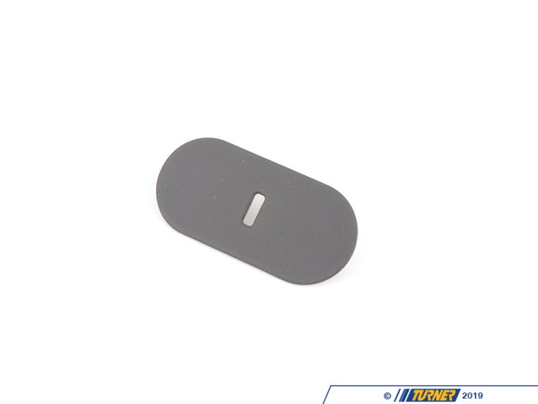 T#210567 - 51497164882 - Genuine BMW Molding Cover Schwarz - 51497164882 - Genuine BMW -