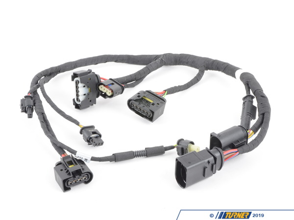T#45500 - 16197204983 - Genuine BMW Cable Harness - 16197204983 - E70 X5 - Genuine BMW -