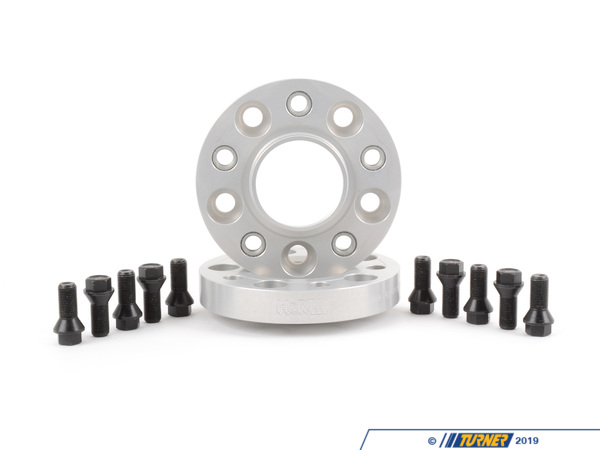 H&R E70 X5, E71 X6 25mm H&R Bolt-On Wheel Spacers (Pair) 50757404