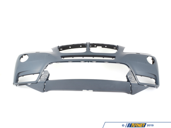 T#76717 - 51117261188 - Genuine BMW Trim Cover, Bumper, Primered - 51117261188 - Genuine BMW -