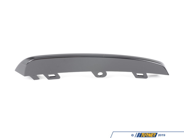 T#76833 - 51117303761 - Genuine BMW Edge Trim, Left Sportline - 51117303761 - Genuine BMW -