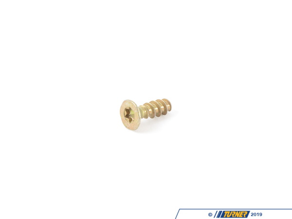 T#25337 - 51371952879 - Genuine BMW Countersunk Head Screw - 51371952879 - E30,E34,E36 - Genuine BMW -