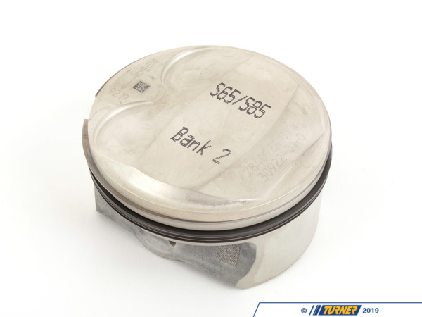 T#33568 - 11257840924 - Genuine BMW Mahle Piston - 11257840924 - Genuine BMW -