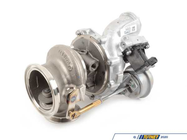 T#37062 - 11657646092 - Genuine BMW At-Turbo Charger - 11657646092 - E71,F01,F02,F10,F12,F13 - Genuine BMW -