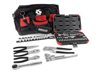 Schwaben 68 piece Zippered Tool Bag Kit