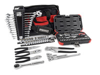 Schwaben 90 Piece Zippered Tool Bag Kit
