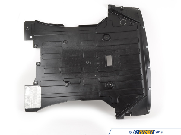 T#21201 - 51757213662 - Genuine BMW Underhood Shield - 51757213662 - F25 - Genuine BMW -