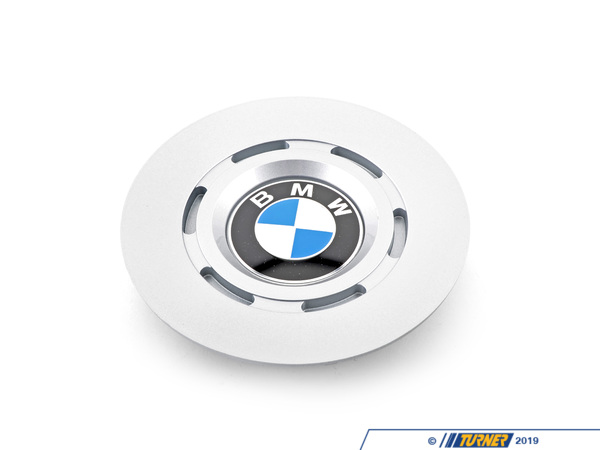 T#67375 - 36131182205 - Genuine BMW Hub Cap - 36131182205 - E38 - Genuine BMW -