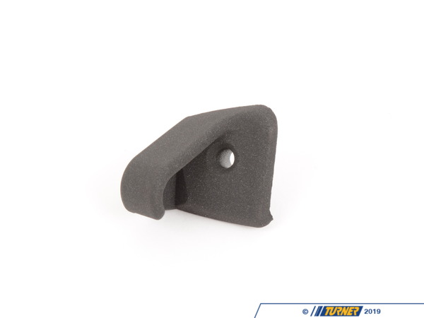 T#115277 - 51492267433 - Genuine BMW Left Roller Sun Blind Hook Schwarz - 51492267433 - E34 - Genuine BMW -