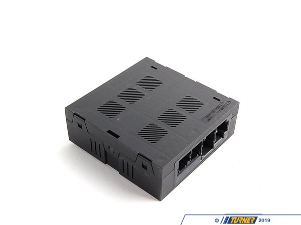 T#14859 - 12527510638 - Integrated Supply Module - 12527510638 - E60,E53,E63,E65 - Genuine BMW - BMW