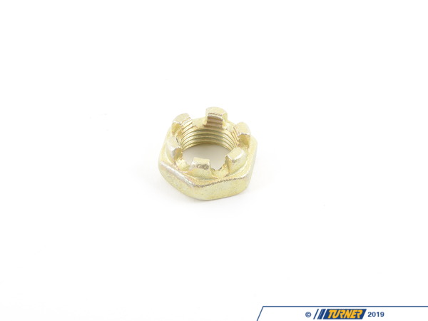 T#28351 - 07119923465 - Genuine BMW Crown Nut - 07119923465 - Genuine BMW -