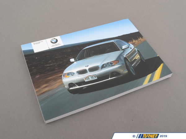 T#6346 - 01410158112 - Genuine BMW Owner's Handbook E46/2 - 01410158112 - E46 - Genuine BMW -