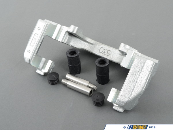 T#61816 - 34116768437 - Genuine BMW Brake Carrier - 34116768437 - E53 - Genuine BMW -