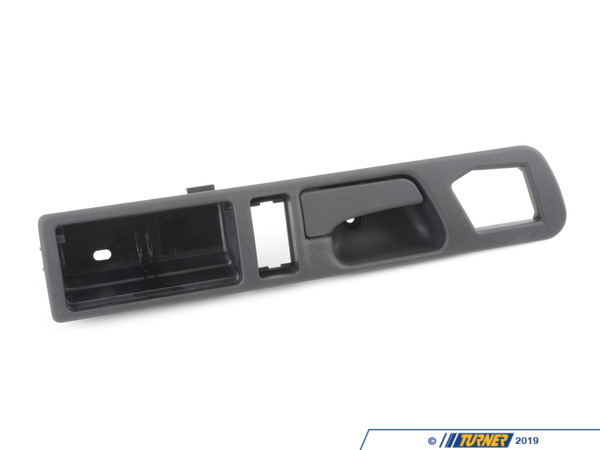 T#90471 - 51228137388 - Genuine BMW Door Handle Inner Right - 51228137388 - E34,E34 M5 - Genuine BMW -
