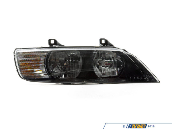 T#21353 - 63122695022 - Genuine BMW Right Headlight, White Turn 63122695022 - Genuine BMW -