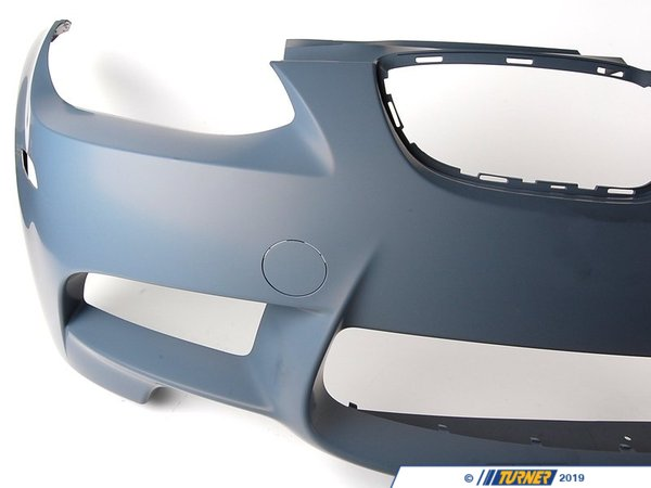 T#25619 - 51118046008 - Genuine BMW Trim Cover, Bumper, Primered - 51118046008 - Genuine BMW Trim Cover, Bumper, Primered, Front - MThis item fits the following BMW Chassis:E90,E92,E93 - Genuine BMW -