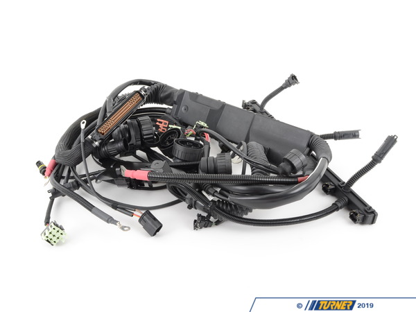 T#39763 - 12517501135 - Genuine BMW Engine Wiring Harness Dme+Asc - 12517501135 - E36 - Genuine BMW -