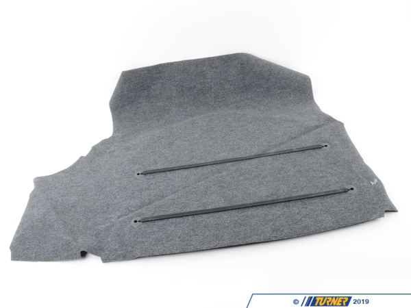 T#113140 - 51478229142 - Genuine BMW Trunk Mat With Tension Straps - 51478229142 - E36 - Genuine BMW -