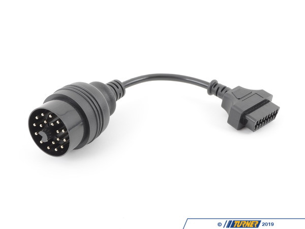 Schwaben by Foxwell Schwaben by Foxwell 20 pin Scan Tool Adaptor - For BMW models produced from 1987-2002 014020SCH02A