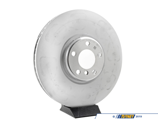 T#15864 - 34116782067 - Genuine BMW Brakes Brake Rotor Light Blue, Vent 34116782067 - Genuine BMW -