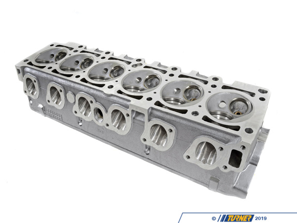 T#22168 - 11121707032 - Cylinder Head - Bare - E30 325i, E34 525i, M20 engine - AMC - BMW