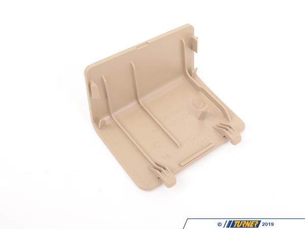 T#102775 - 51436957131 - Genuine BMW Cover Creambeige - 51436957131 - E92,E93 - Genuine BMW -