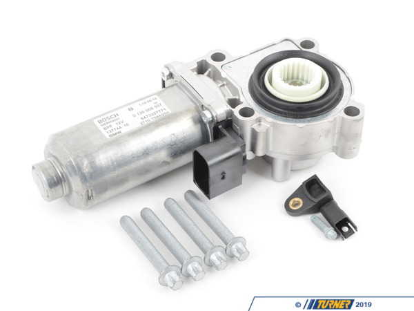 T#53837 - 27107568267 - Genuine BMW Set Positioning Motor - 27107568267 - E70 X5,E71 X6 - Genuine BMW -