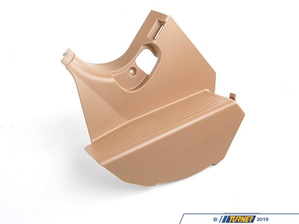 T#24033 - 51438227885 - Genuine BMW Lateral Trim Panel Front Lef - 51438227885 - Hellbeige - Genuine BMW -