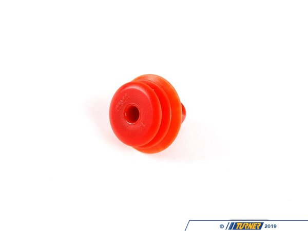 T#95931 - 51412757183 - Genuine MINI Clip, Red - 51412757183 - Genuine Mini -