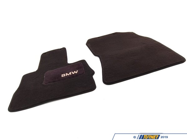 T#24791 - 82110008635 - Genuine BMW Floormat - 82110008635 - Genuine BMW -